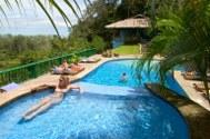 Costa Rica Propriétés au bord de la mer